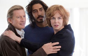David Wenham, Dev Patel and Nicole Kidman star in LION